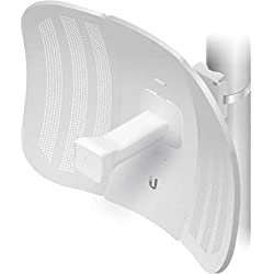 Ubiquiti Networks LBE-M5-23 100Mbit/s White - bridges & repeaters (100 Mbit/s, 23 dBi, 5.15-5.875, IEEE 802.11n, Wired, 1x1 SISO)