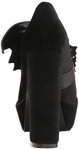 Iron Fist Nocturnal Platform, Semelle compensée femme Noir (noir)