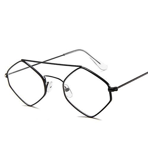 ZHANGNING0329 SonnenbrillenKleine Frau Quadratischen Rahmen Kätzchen Augen Sonnenbrille Brillengestell Uv400, C -
