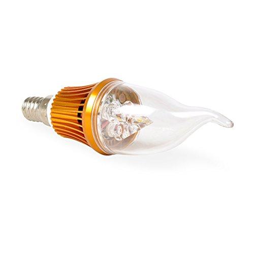 ZWL Led Pull The Tail Glühbirne, E14 Spiral Mund 3W Energiesparende Glühbirnen Hervorgehoben Home Illumination Lichtquelle Gold Warm Licht Weißes Licht , Bringe Licht in dein Leben ( Farbe : Weißes Licht ) (Energiesparende Spiral)