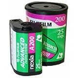 Fujicolor 4 Rolls Fujifilm APS 200 25 Exp Film Nexia Advanced Photo System