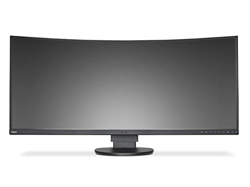NEC MultiSync EX341R (34 inch) Curved LCD Commercial Display 3000:1 290cd/m2 3440 x 1440 4ms DisplayPort/HDMI