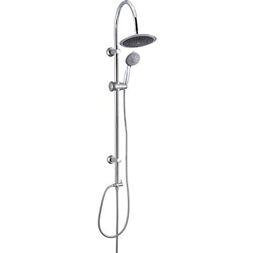 Regendusche Duschset Duscharmatur Duschpaneel MATRIX-901<br>Made in EU