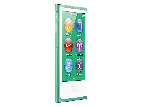 Apple iPod Nano 16GB (7. Generation) grün