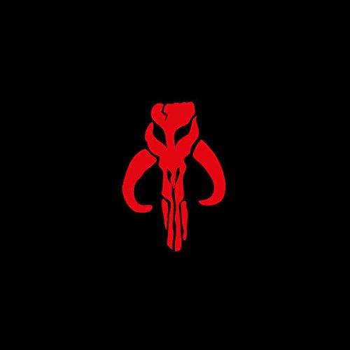 TEXLAB - Logo der Mandalorianer - Langarm T-Shirt Schwarz