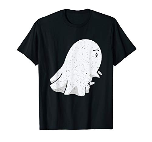 Ghost Boner Lustig Halloween Kostüm T-Shirt - Gespenstische Geist Ghost Kostüm