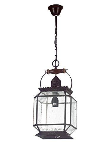 Lanternes grenadines artisanales: modèle AZAHAR.