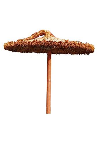 Havanna paglia paralume 200cm diametro (con tronco)