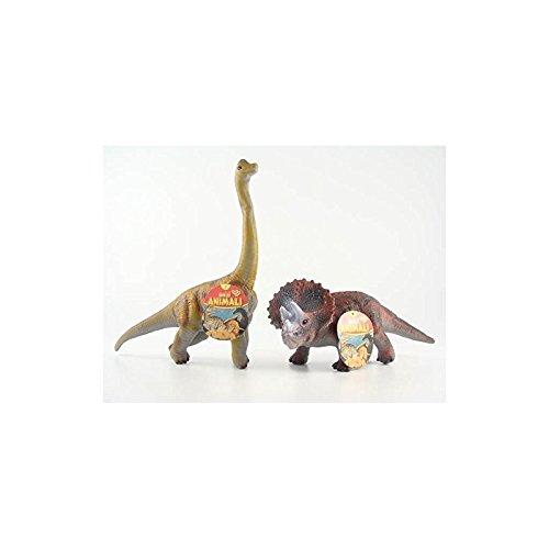 Die Welt Der Tiere Dinosaurier Gummi Weich Modelle Sortiert 1pz 694 Gummi Welt