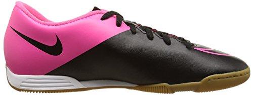 Nike Mercurial Vortex II Ic, Scarpe sportive, Uomo Black/Black-Hypr Pink-Hypr Pnk