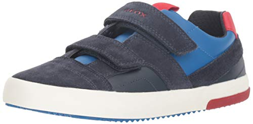 Geox J Alonisso Boy E Low-Top Sneakers