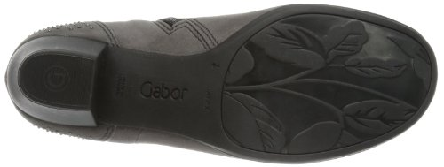 Gabor Shoes  Gabor Comfort, bottes & bottines femme Gris - Grau (zinn (Micro))