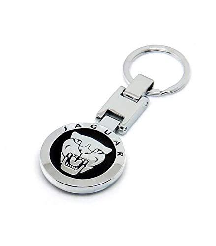 ( (R Sport Badge Emblème, Jaguar Centre de Roue Caps Porte-clés Ensemble