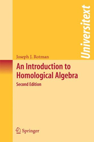 An Introduction to Homological Algebra (Universitext)