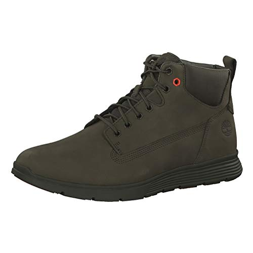 Timberland Killington Chukka Shoes Men Dark Green Nubuck/Dark Green Nubuck Schuhgröße US 11 | EU 45 2018 Schuhe