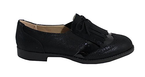 By Shoes - Scarpe stringate basse Donna Black