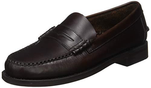 Sebago CLASSIC Herren Mokassin, Beige (Burnt Ivory Leather), 43 EU (9 US) -