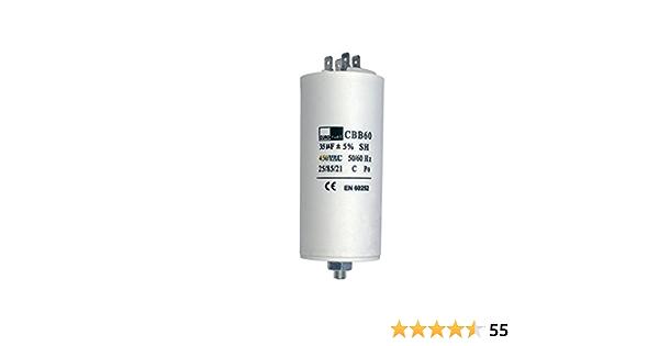 Kondensator Anlaufkondensator Motorkondensator 35 µf Uf Elektronik