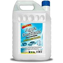 PETROLINE Agua DESTILADA 5 litros DESMINERALIZADA