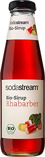 SODASTREAM BIO 2x Sirup Rhabarber 500 ml