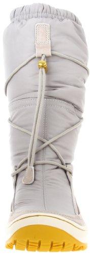 Ecco TRACE 235023, Stivali donna Grigio (Grau (Wild Dove/Wild Dove/ Textil 55915))
