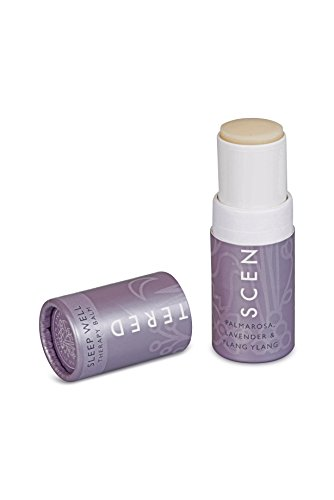 Scentered Sleep Well Aromatherapie-Roll-On - Balsamstift mit ätherischen Ölen wie Lavendel/Ylang Ylang
