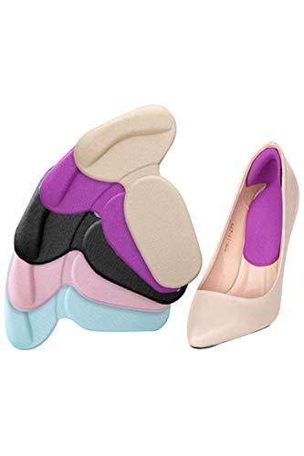 Damen In Hochhackigen Schuh Kissen Einlage Fügt Pads 5 Paaren set5p One Size (Einfügen Schuh-liner)