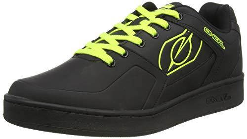 O'NEAL Pinned Dirt MTB Fahrrad Schuhe schwarz/gelb 2020 Oneal: Größe: 46