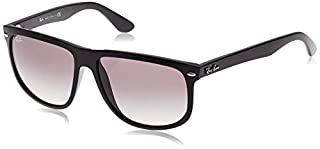 Ray-Ban - Lunette de soleil Rb4147 Rectangulaire - Homme, Black frame/ Grey Gradient Lens (B00372I9M4) | Amazon price tracker / tracking, Amazon price history charts, Amazon price watches, Amazon price drop alerts