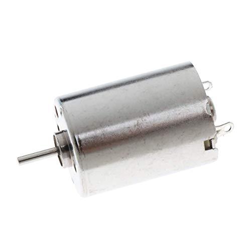 Motor de doble rodamiento de 220 V, motor de CC de alta tensión, generador de dínamo, práctico