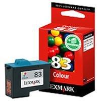 Lexmark Farbpatrone Nr.83 Tinte 3-farbig Z55 / Z65, X5150 / X5190Pro / X6150 / X6170 / X6190pro / X5130 Lexmark Tintenpatronen X6170