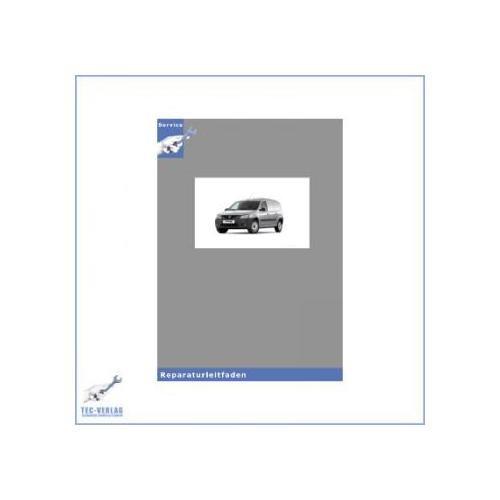 Dacia Logan (04>) Fahrwerk, Achsen, Lenkung - Reparaturleitfaden