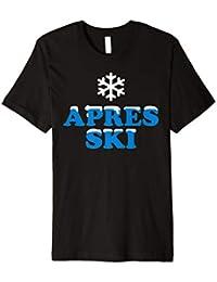 Apres Ski Schnee T-Shirt