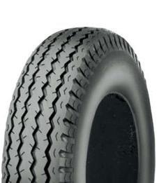 Reifen inkl. Schlauch 4.80/4.00-8 70M (6PR) ST-81 für Anhänger - Anhänger-reifen Felge Und