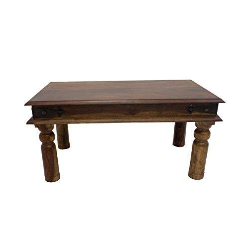 Woodpecker Florida Coffee Table (Matt Finish, Walnut)
