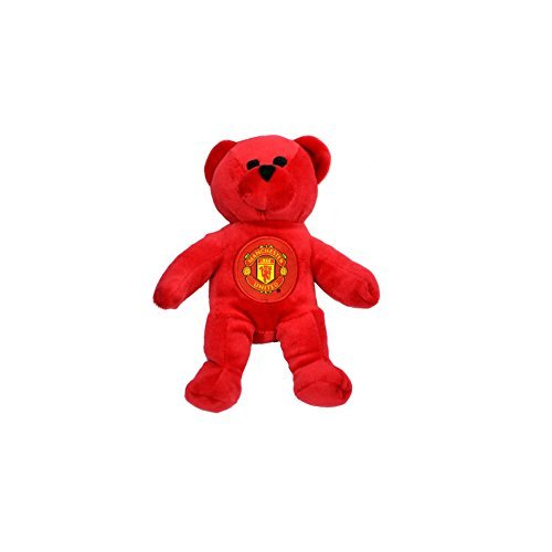 New Official Football Team SOLID Mini Bear (Man Utd FC)...