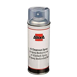 AllorA Profi 1K Klarlack in Spraydose 400ml Klarlackspray farblos