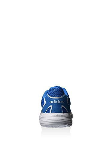 adidas Herren Cloudfoam Speed Turnschuhe, Weiß / Gelb (Maruni / Ftwbla / Amasol), Einheitsgröße Blau / Weiß (Azusol / Ftwbla / Ftwbla)