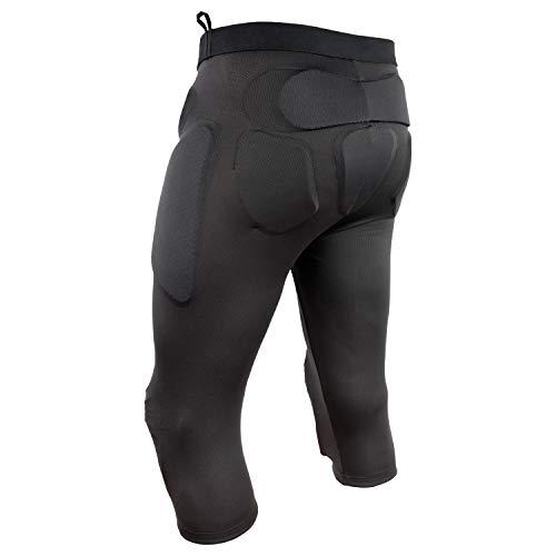 Slytech Protective Pants NOSHOCK Schutzhose, schwarz, M