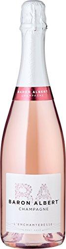 Champagner Brut Rosé, Baron Albert, L'Enchanteresse