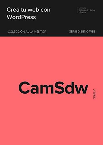 Crea tu web con WordPress por Helena Gil Ezquerro