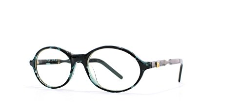 092b1cafd37 Emmanuelle Khanh Green Authentic Women Vintage Eyeglasses Frame