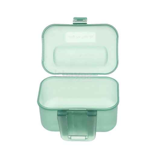 SLB Works Mini Live Baits Storage Case Earthworms Holder Container Fishing Tackle Box