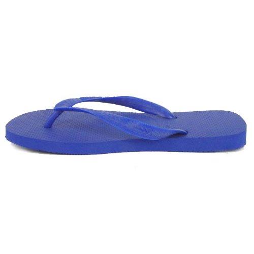 Havaianas , Sandales pour femme Bleu - bleu