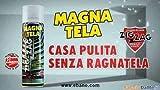 Zig Zag Specialist - Magna Tela - Insetticida per ragni impedisce la formazione di ragnatele 600ml