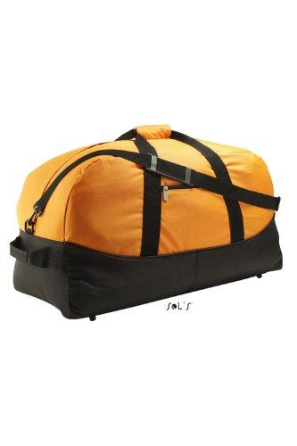 Sols 70650 - Borsa sportiva unisex adulto, Rosso (Rosso), UNIQUE Arancione (arancione)