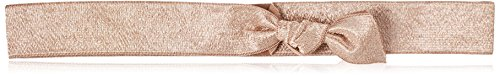 EMI JAY Headband Large Chocolate Pearl