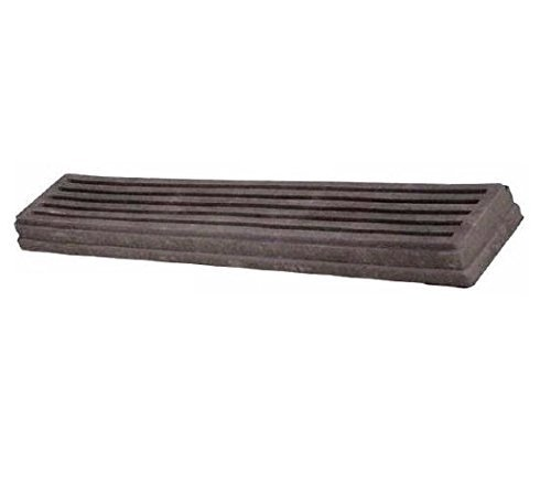 one-safety-rubber-end-cap-piece-for-oak-or-pine-wood-dolly-18-x-3-1-2-x-1-1-4-by-all-states-wood-pro