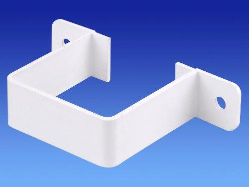 fallrohr halterung Wavin OSMA 4T834 weiß Rohr Halterung für 61 mm Fallrohr quadratisch