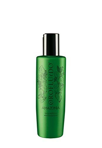 OROFLUIDO Amazonia Tiefenreparatur Shampoo für Strapaziertes Haar, 200 ml (Murumuru-butter)
